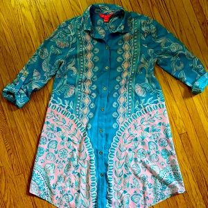 SALE Lilly Pulitzer Natalie Coverup